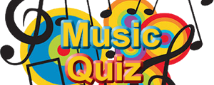 Music Quiz - Monday 7th August