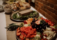Catering website