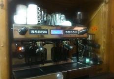 Coffee Machine sml